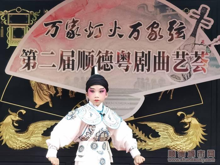 本届粤剧曲艺荟从演员妆容、服饰等方面进行了更精细的优化。.jpg